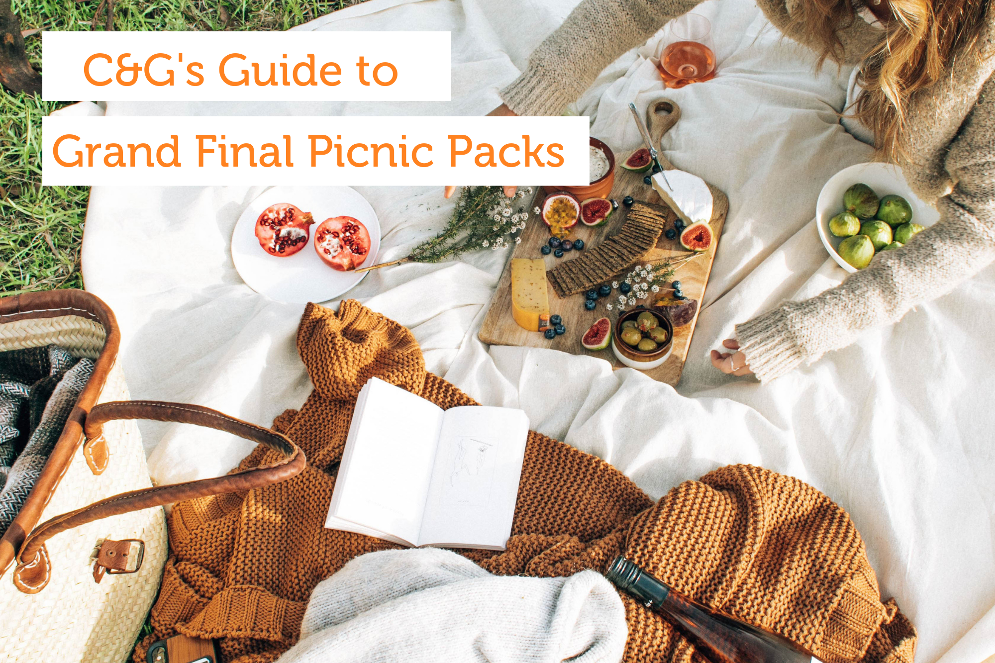 C&G's Guide to Grand Final Picnic Packs